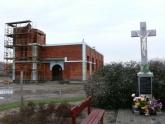 Épül a Szent László Templom